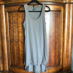 Left of Center Anthropologie High Low Tunic